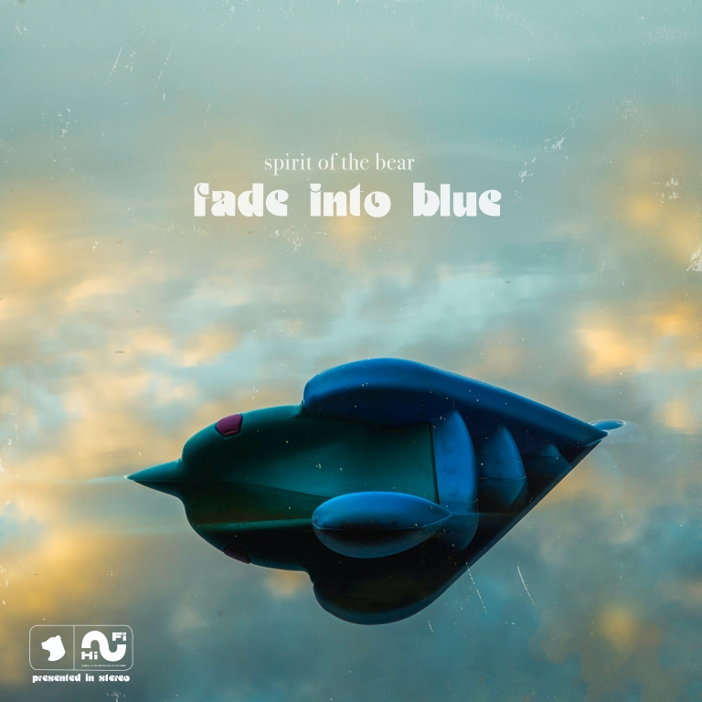Fade Into Blue COVER